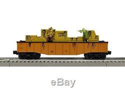 Lionel Mystery Machine Coffret De Train Ft Lion Chief Prêt À Fonctionner