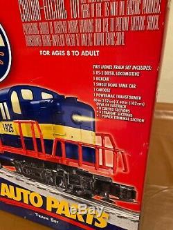 Lionel Napa Auto Parts O Gauge Train Prêt À Fonctionner 6-30083
