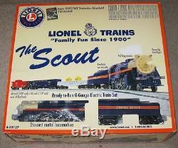 Lionel New 6-30127 Coffret De Train Prêt À Courir Scout