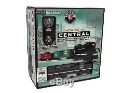 Lionel New York Central Coffret De Train À Distance O-gauge Prêt À Fonctionner Lnl682984