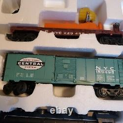 Lionel New York Central Flyer Prêt À Courir Train Set 6-30016 2006 80w 40x60