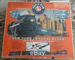 Lionel New York Gare Centrale De Dépliant Mis Prêt À Exécuter 0-27 Scale Sur 6-21947