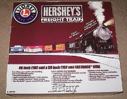 Lionel Nouveau 6-30196 Coffret De Train Prêt À Partir, Jauge En O De Hershey (loco 0-8-0 # 1894)