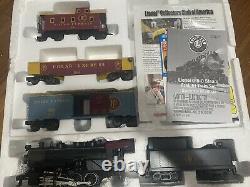 Lionel O Échelle 6-30184 Le Train De Marchandises Polar Express Prêt À Rouler