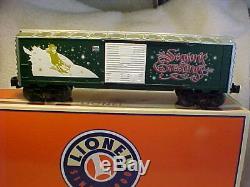 Lionel O Gauge Set Spécial Train Holiday Special Set Prêt À Courir