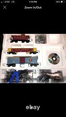 Lionel O Scale 6-30184 The Polar Express Ready-to-run Freight Set