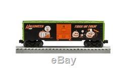 Lionel Peanuts Halloween Lionchief Train Set Machine À Vapeur Prête À Fonctionner 6-30214