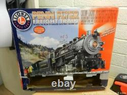 Lionel Penn Flyer Fret Train Prêt À Courir 6-30174 Pennsylvanie 0 Gauge Set