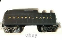 Lionel Pennsylvania Flyer 6-30018 Complet Prêt À Courir O Train De Jauge