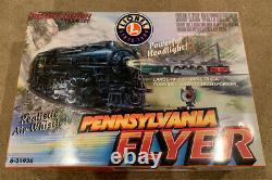 Lionel Pennsylvania Flyer 6-31936 Prêt À Courir Train Set 2003