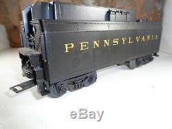 Lionel Pennsylvania Flyer Ensemble De Train Complet 6-31936 Prêt À Courir 25-1-5