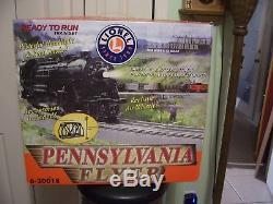 Lionel Pennsylvania Flyer Prêt À Exécuter Le Train