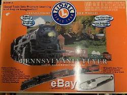 Lionel Pennsylvanie Flyer Prêt À L'emploi O Gauge Train & Vapeur Moteur 6-31913