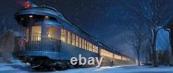 Lionel Polar Express 6-31960 O Jauge Prêt À Exécuter De Nouveaux Scellés