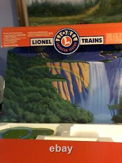 Lionel Safari Adventure Prête À Courir O Gauge Train Set & Steam Engine 7-21904