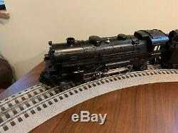 Lionel Santa Fe Flyer Prêt À Fonctionner O-gauge Train 6-31958 Avec Railsounds