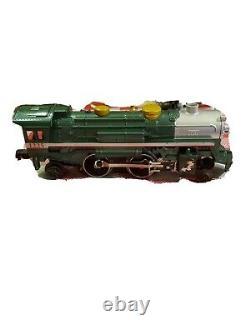 Lionel Silver Bell Express Prêt À Exécuter O-gauge Remote Train Set Modèle 6-30205