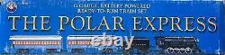 Lionel The Polar Express G Gauge Train Set Batterie Alimentée Prête À Fonctionner 7-11022