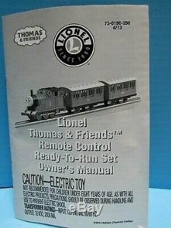 Lionel Thomas & Friends Télécommande Prêt À Courir Électrique Train
