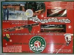 Lionel Train 6-21944 Prêt À Courir 0-27 Train De Noël Jouet De Musique Électrique