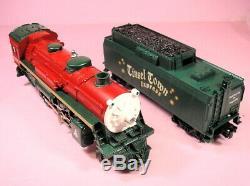 Lionel Train 6-21944 Ready To Run 0-27 Noël Train Électrique Jouet Musical