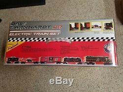 Lionel Train Dale Earnhardt Nascar Rs & Jr Coffrets De Trains Rare Prêt À Run