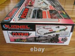 Lionel Trains Complet Prêt À Courir New York Central Flyer Train Set #11735 Ex
