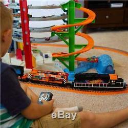 Lionel Trains Hot Wheels Lionchief Prêt À Fonctionner Train Avec Bluetooth (utilisé)