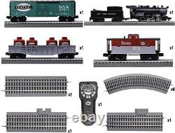 Lionel Trains New York Central Ready-to-run Electric 0-gauge Set Niob