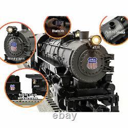Lionel Union Pacific Flyer Prêt À Exécuter Steam Train Set Avec Bluetooth (open Box)