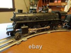 Lionel Vintage 027 Ensemble De Train Électrique Complet, Testé Prêt À Fonctionner 5-222-5