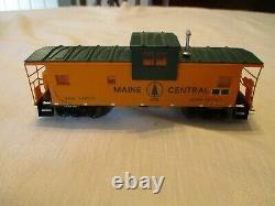 Maine Central Electric Freight Train Set. Prêt À Courir, Excellent État. H. O.