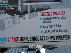 Modèle Power Ho Scale Prêt-à-courser Train Set Collectors Guild M. Goodwrench