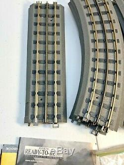 Mth Ferroviaire King O Union Pacific Échelle 2-8-0 Avec Offres Et Piste Set Ready To Run