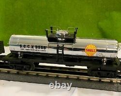 Mth Pennsylvania Merchandiser Prêt-à-run O Gauge Steam Freight Set Proto 3