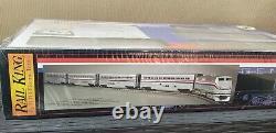 Mth Rail King 30-4018-1 Amtrak Genesis Ready To Run Train Set Onf 1998