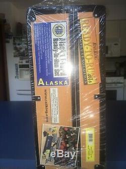Mth Rail King Set De Trains Alaska F40ph Prêt À Fonctionner Non Ouvert Neuf Dans L'emballage