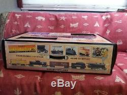 Mth Railking Union Pacific Prêt À Fonctionner Train Vapeur Moteur Rtf 280 30-4050-1