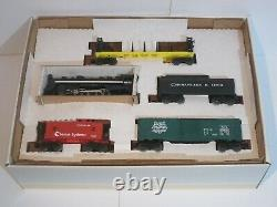 New In Box Lionel Chessie Flyer Train Set Ready To Run 6-11931 Made In USA 1997