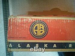 Nouveau Caché Lionel 6-11972 Alaska Rr Coffret De Train De Marchandises Diesel Prêt À Fonctionner