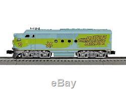 Nouveau Lionel Mystery Machine Ensemble De Trains Prêt À Fonctionner À Grande Échelle Prêt À Fonctionner