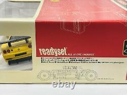 Nouveau, Rare Kyosho Mini-z Set Prêt Mr-02 Ferrari 575gtc Prêt À Exécuter Le Montage Rwd Rm