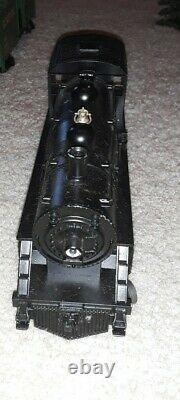 O Gauge Mth Railking Prêt À Exécuter 2-6-0 Steam Reading Rr Set Avec Whistle & Bell
