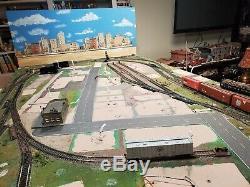 Prêt À L'emploi À L'échelle Ho Table De Train