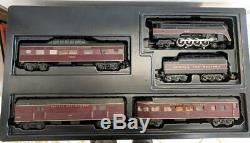 Rail King Norfolk & Western 4-8-4 J Ensemble Prêt À Fonctionner À La Vapeur Bantam