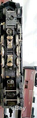 Rail King Norfolk & Western 4-8-4 J Ensemble Prêt À Fonctionner À Vapeur Bantam