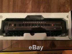 Rail Roi Électrique Train Prêt À Fonctionner En Pennsylvanie Smoke & Sound
