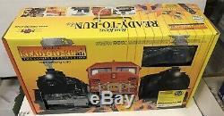 Rail Roi Prêt À Fonctionner Train La Solution Complète Nouveautés 25 Free Box Navire
