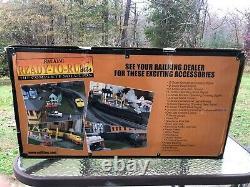 Railking 6-8-6 Pennsylvania Bantam Turbine Steam 100% Complete Ready To Run Set