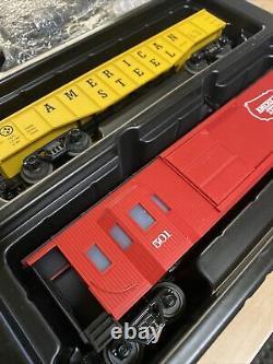 Railking Ready-to-run American Steel Complete Set Rail King